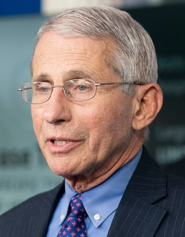 "Top COVID-19 expert Dr. Anthony Fauci is cautioning that January could be ""terrible."""