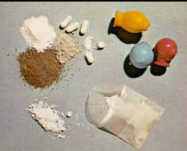 A Fairfield Couny drug dealer was found guilty of distributing heroin.