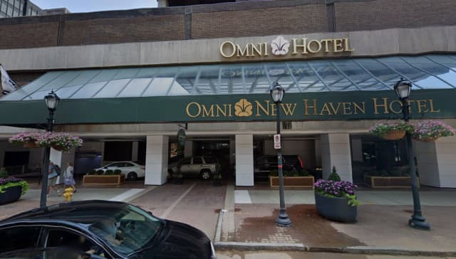 A New Haven hotel that has been closed for much of the COVID-19 pandemic has announced mass layoffs and employee furloughs.