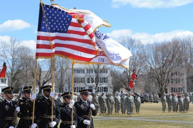 The Massachusetts National Guard