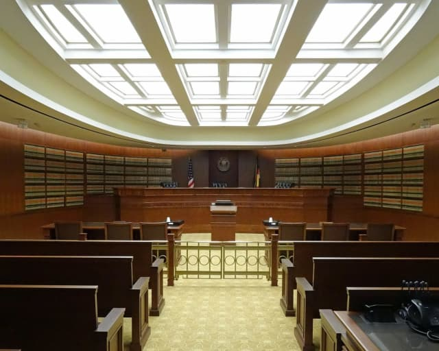justice, courtroom