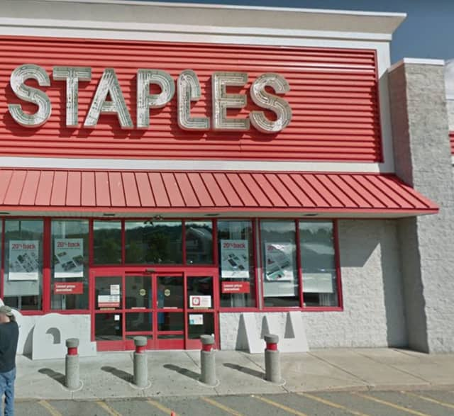 Staples in Worcester