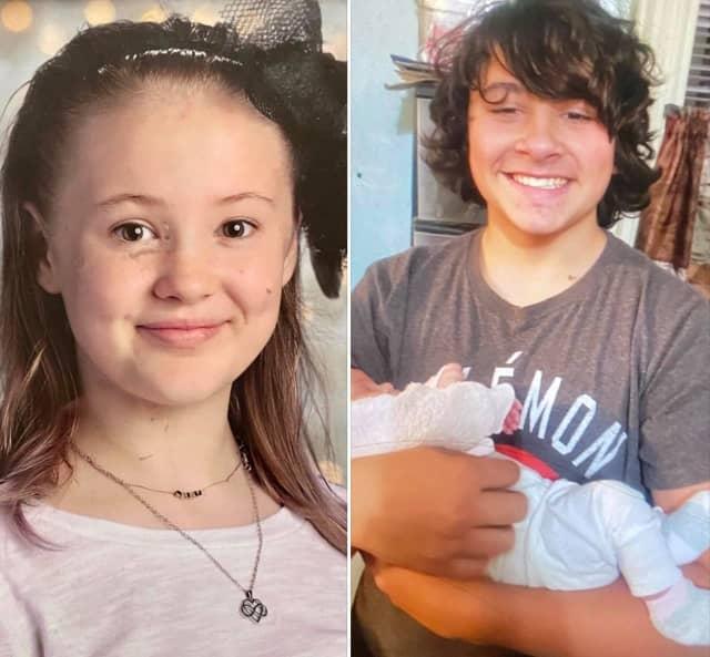 Missing children, Nov. 24