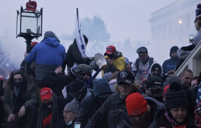 Wed., Jan. 6, pro-Trump riot at the Capitol