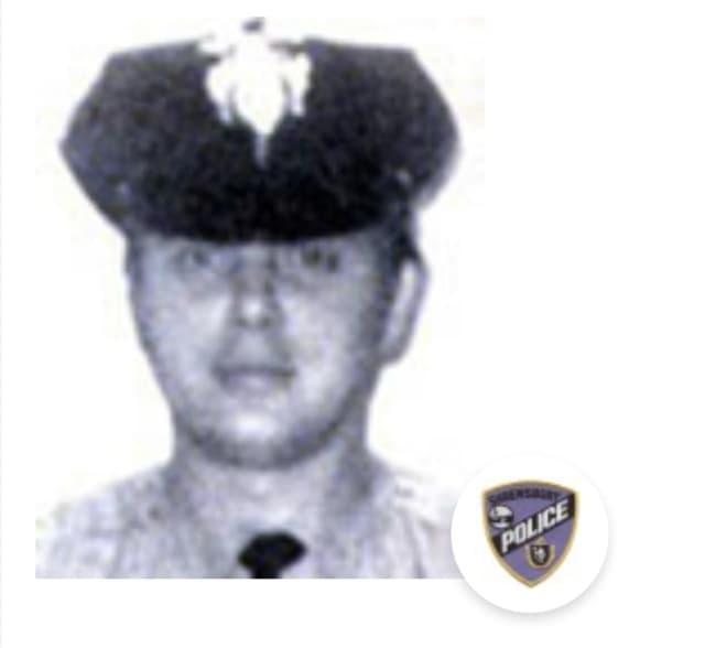 Shrewsbury Police Officer James Lonchiadis