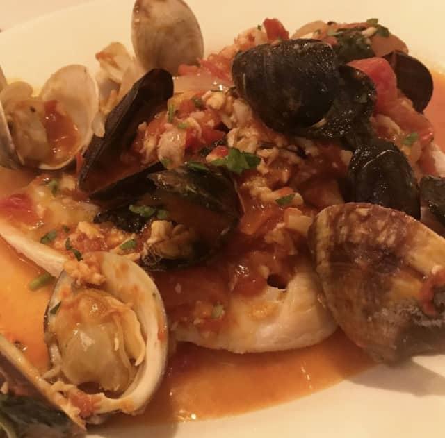 A dish at Taormina