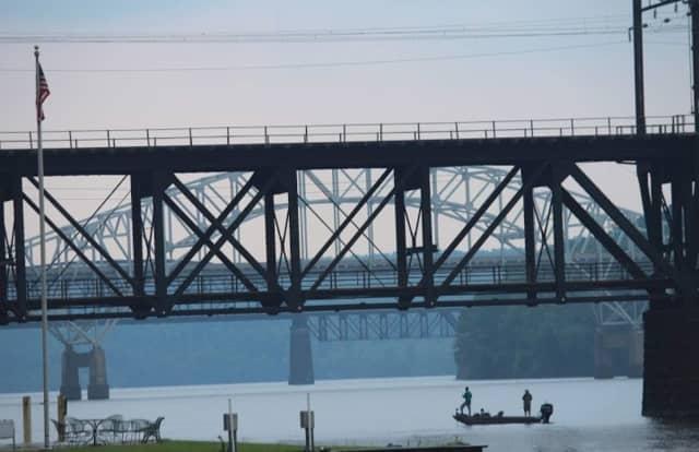 The Susquehanna River in Central Pennsylvania.