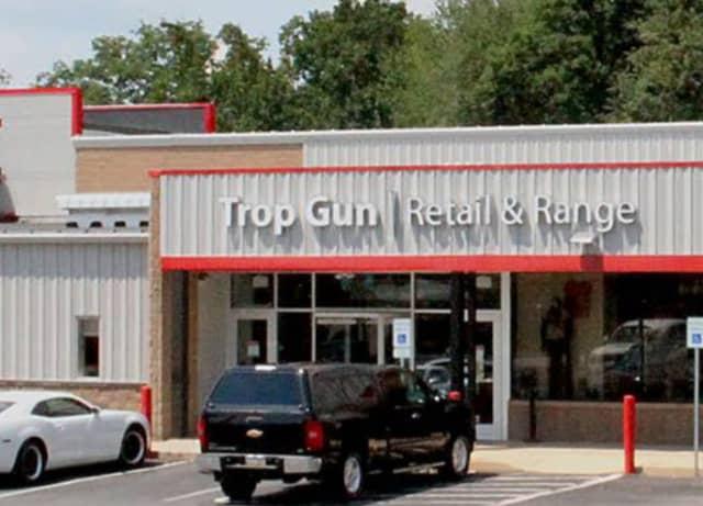 Trop Gun Shop.