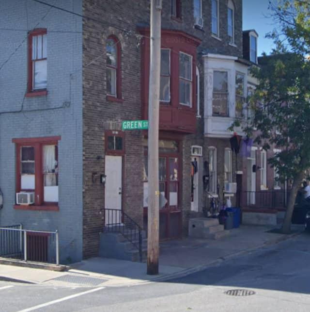 200 block of Green Street, York.