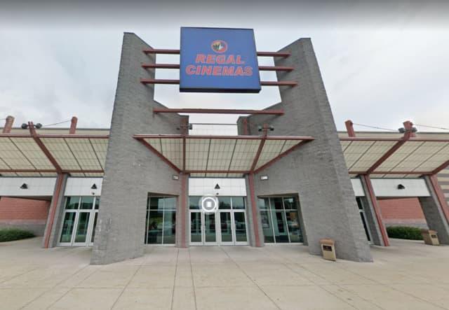 Harrisburg Regal Cinemas.