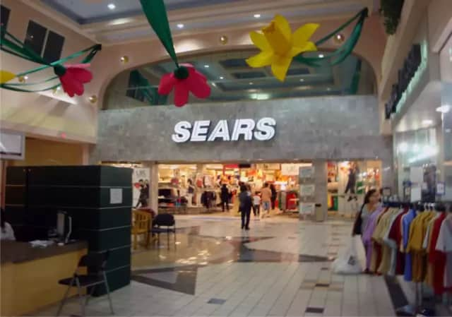 Sears at the Jefferson Valley Mall