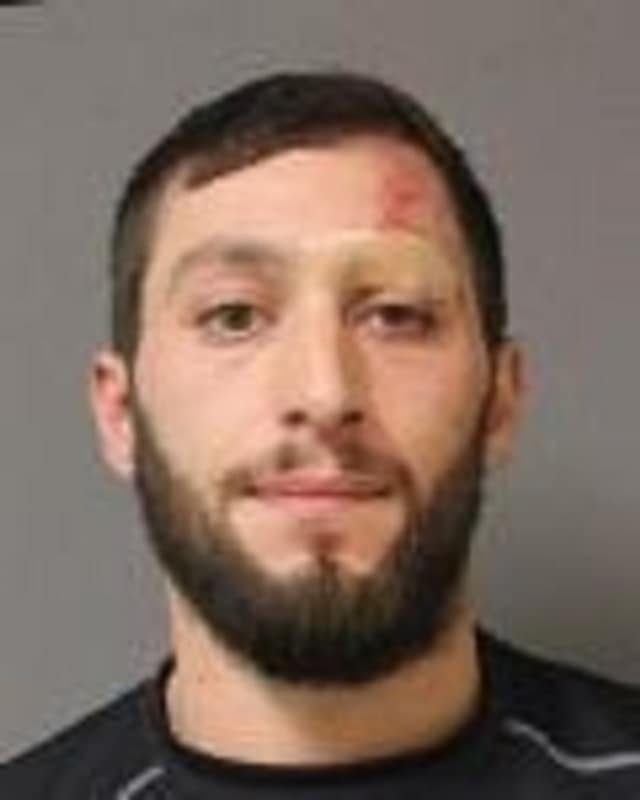 Michael G. Settepani, 27, of Cortlandt, faces charges of driving while intoxicated after a two-car crash on Furnace Dock Road Tuesday, Jan. 12, police said.