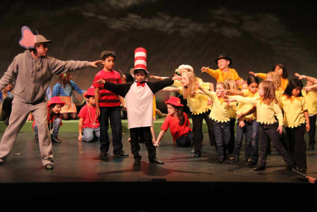 "The Seven Star School of Performing Arts in Brewster is holding audtions for ""Seussical Jr."" Jan. 9, 2016."