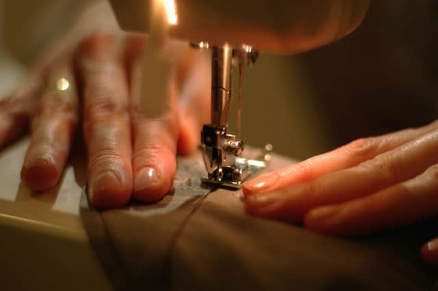 Sewing Camp for Teens