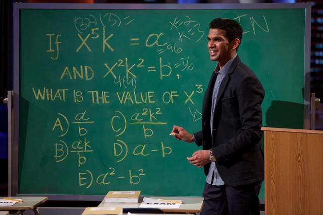 """Shaan Patel recently received a $250,000 investment after an appearance on """"Shark Tank."""" His company, 2400 Expert SAT Prep, has a Darien location."""