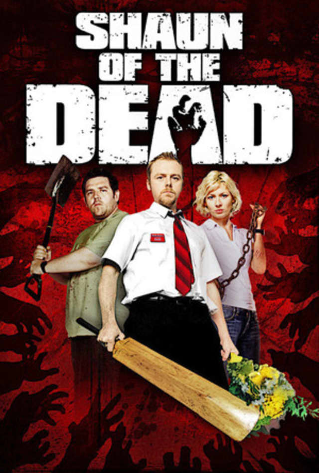 "Get into the Halloween spirit with a screening of horror/comedy cult classic ""Shaun of the Dead"" on Friday, Oct. 30 at 7:45 p.m. at the Shoolhouse Theater in Croton Falls."