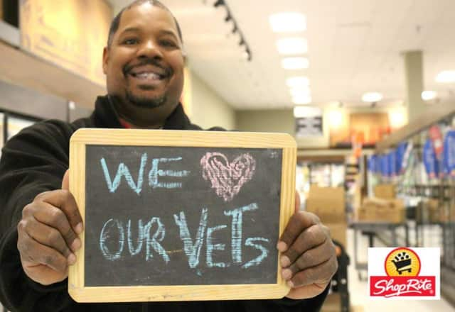 ShopRites across the region are hosting fundraising events for local vets groups.