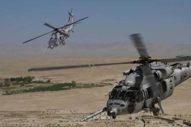 Sikorsky's Combat Rescue Helicopter program is a U.S. Air Force project aiming to replace its aging fleet of HH-60G Pave Hawks.