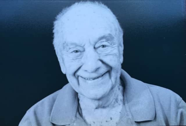Longtime Mamaroneck resident Kenneth Simon, a lawyer and lover of theater, passed away June 14 from complications of Alzheimer's disease. He was 93.