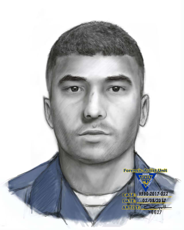 If you recognize him, or have information that can help the investigation, call New Milford police: (201) 261-1400.
