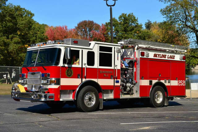 The Skyline Lake Fire Department will hold its next semi-annual comedy night on November 12.