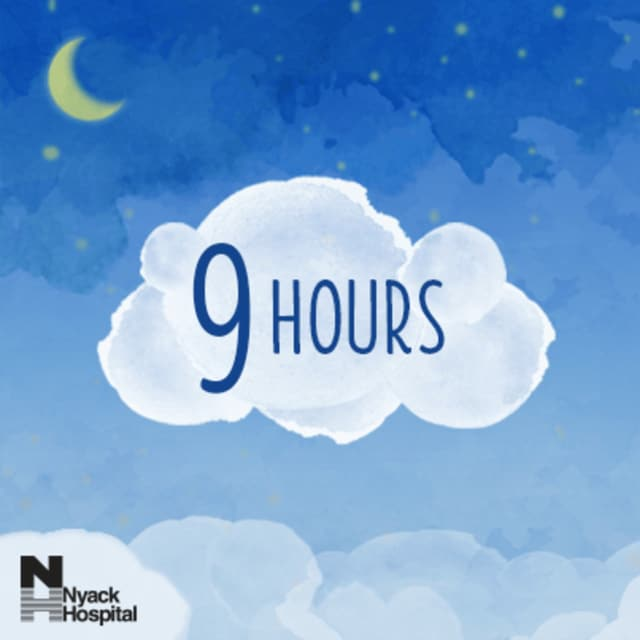 Are you getting enough sleep? According to the experts at Nyack Hospital, adults should be receiving between seven and nine hours of sleep nightly.