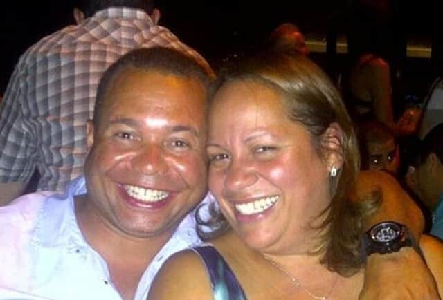 Teaneck residents Edward and Maribel Echavarria have three daughters.
