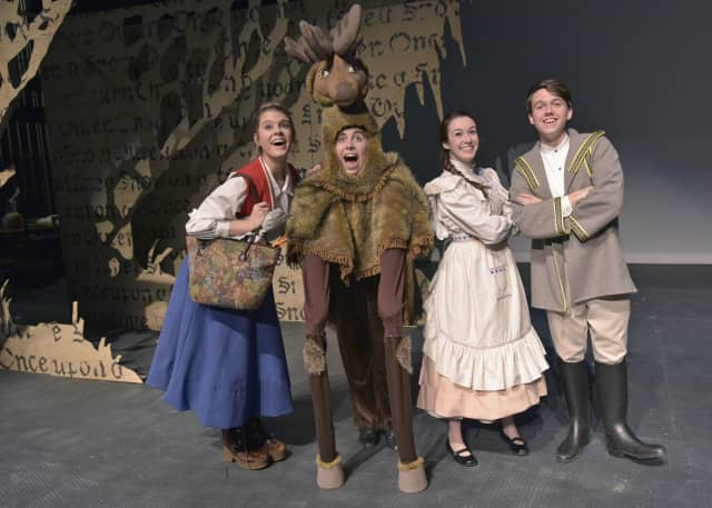 "The Western Connecticut State University Department of Theatre Arts will perform ""The Snow Queen"" this weekend."