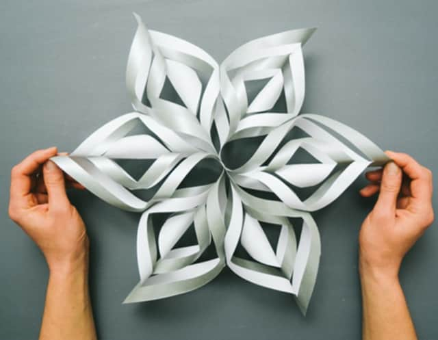 The Ruth Keeler Memorial Library in North Salem will hold a 3D snow flake-art workshop on Thursday from 4 - 5 p.m.