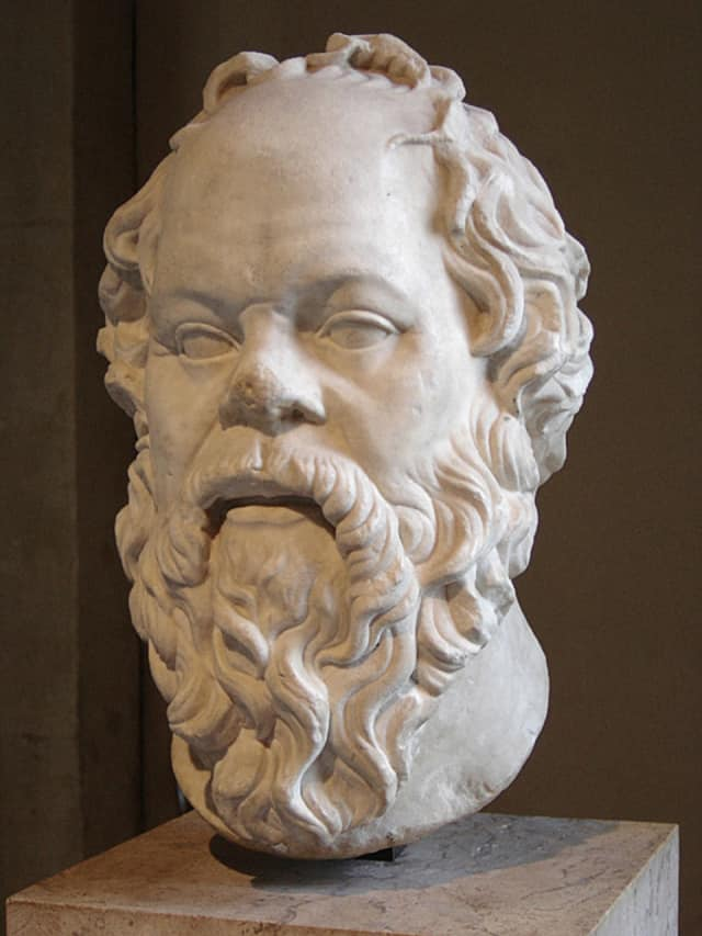 """The Ethical Culture Society of Bergen County presents """"Socrates on Sundays"""" July 24."""