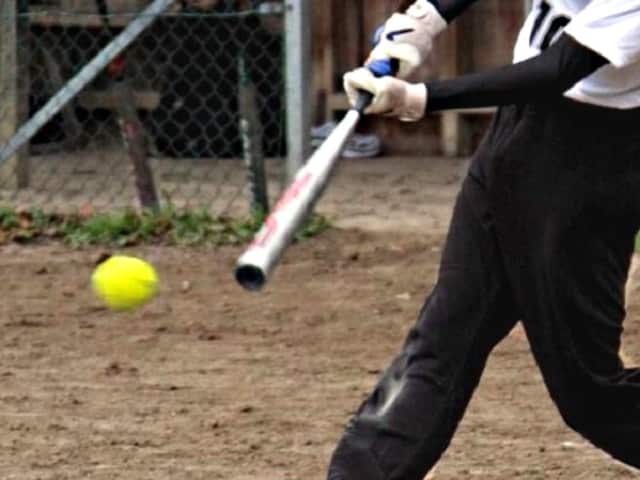 Children of all ages can also clock their throwing speed on a radar gun.