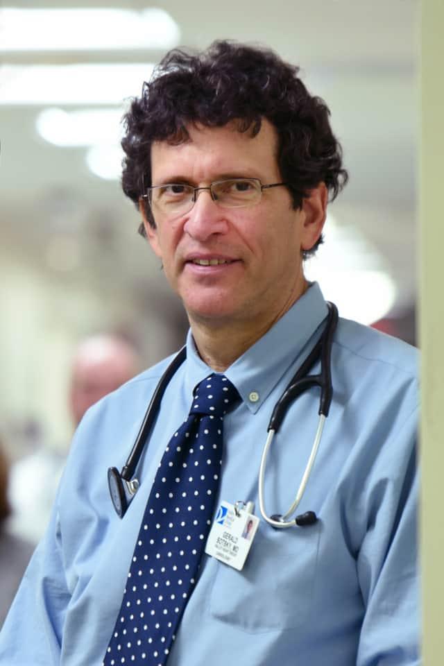 Dr. Gerald Sotsky.