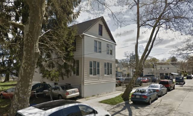 It took Mount Vernon firefighters about an hour Sunday to put out a blaze in a two-story house at 465 South Ninth Ave.