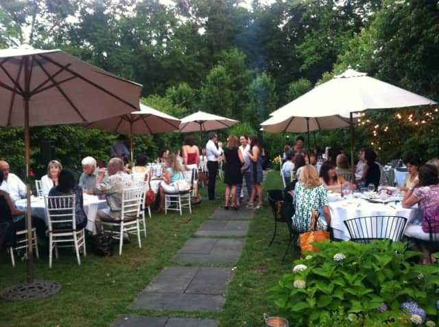 A Sparkling Evening fundraiser to benefit the Chappaqua Children's Book Festival is Tuesday, June 28 at Crabtree's Kittle House Inn, Chappaqua, N.Y.