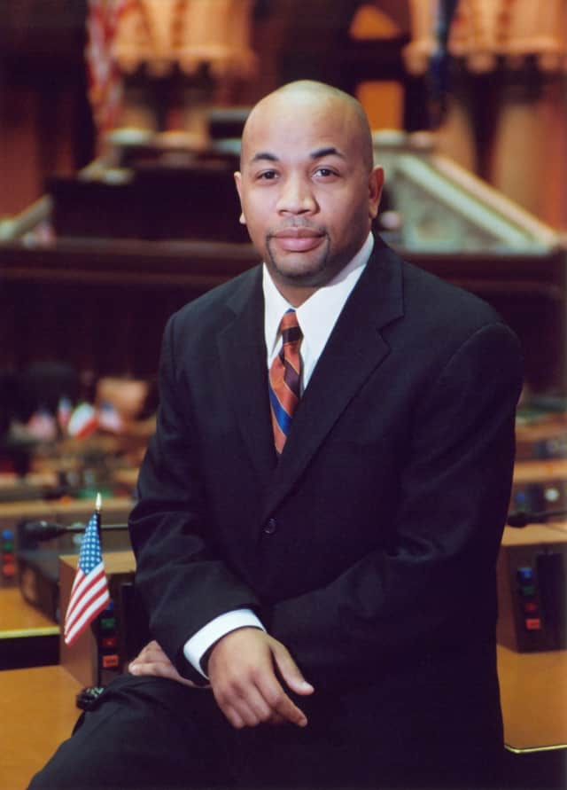 Speaker of the New York State Assembly Carl Heastie.