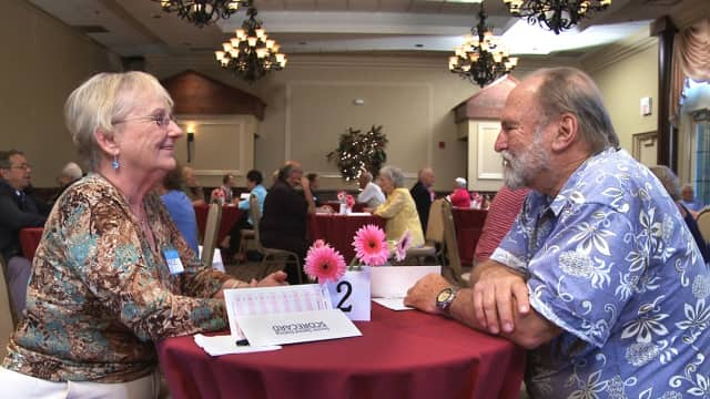 The Stamford Senior Center and SilverSource Inc. will host a speed dating event March 11.