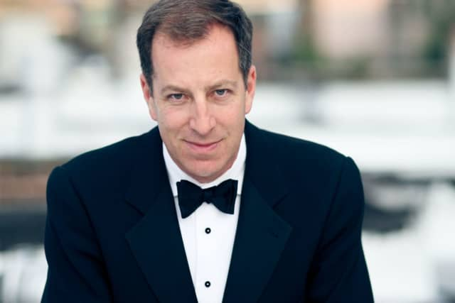 Conductor Ted Sperling will lead the Greater Bridgeport Symphony through an evening of music from film Saturday in Bridgeport.