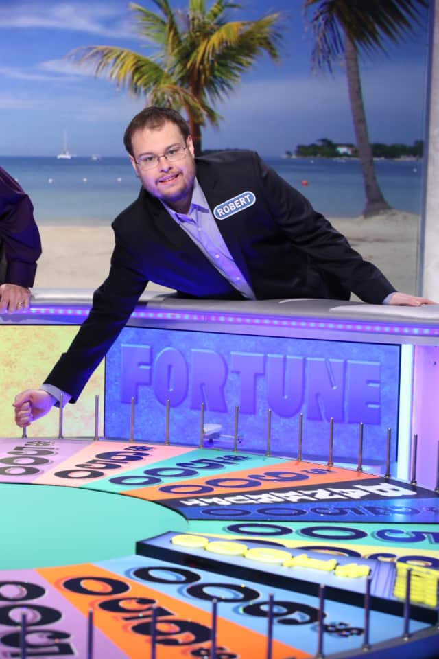 "Robert Santoli, a Yorktown resident, recently appeared on ""Wheel of Fortune."""