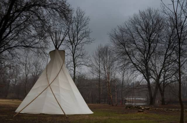 The Ramapough Lunaape Nation's ceremonial grounds are in Mahwah.