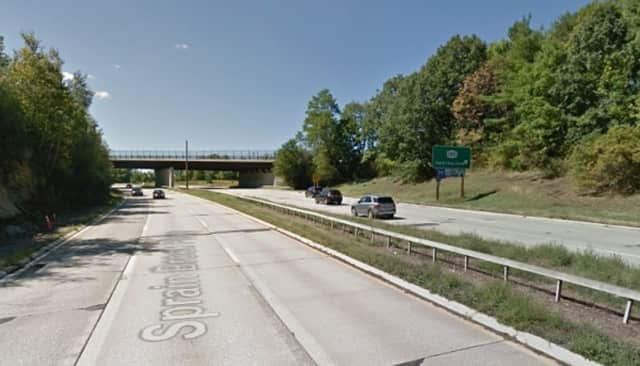 The Sprain Brook Parkway will be reduced from three lanes to two lanes during upcoming construction.