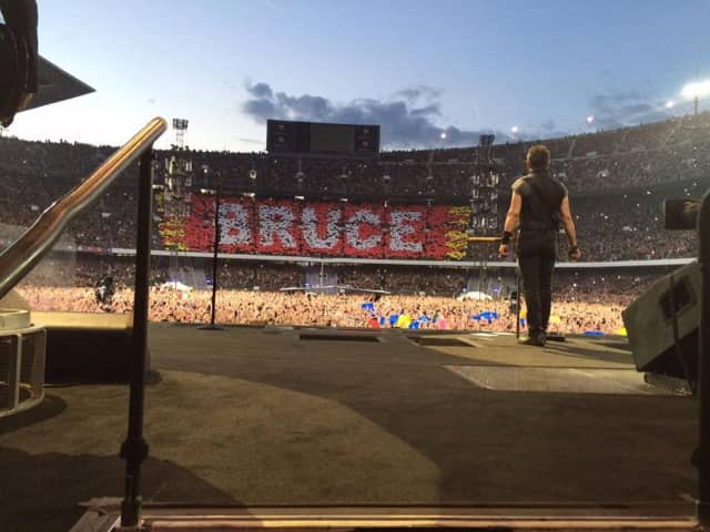 Bruce Springsteen and the E Street Band were warmly welcomed to Barcelona.