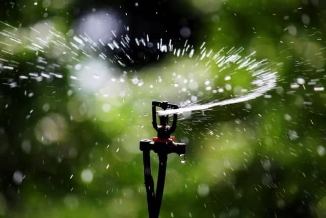 Aquarion Water Company has issued a mandatory irrigation ban after southwest Fairfield County hit their third drought trigger this season.