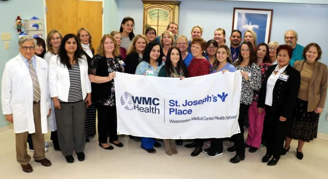 St. Josephs Place features award-winning staff, physicians and administrators.