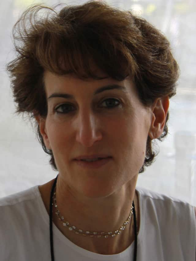 Author Stacy Schiff will give a talk at Sarah Lawrence College.