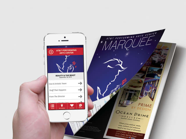 Onstage Publications will publish program books, in print and as an app, for Purchase College beginning in fall 2016.