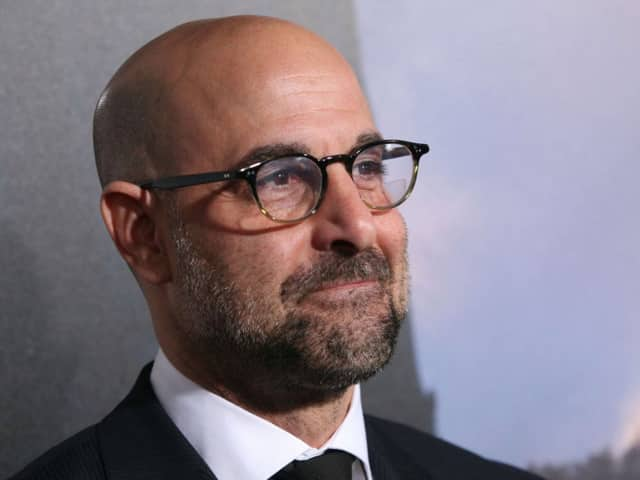 Happy birthday to Stanley Tucci.