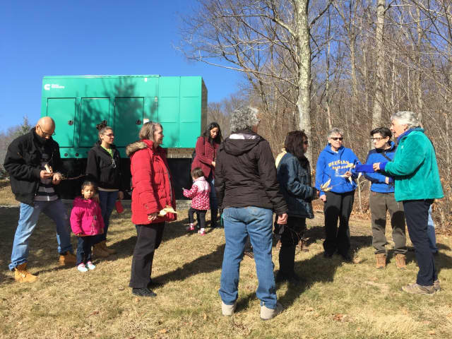Despite a lack of snow, residents turned out in force to enjoy hikes and games during the Kent annual Winter Festival over the weekend.