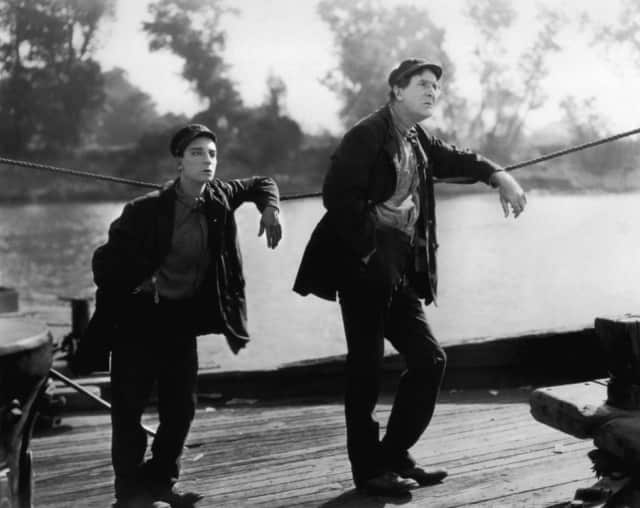 """Come to the Louise Parker Berry Community Room at the Darien Library on Tuesday, Oct. 27, at 7 p.m., for a film screening of the 1928 silent movie """"Silent Bill, Jr."""""""