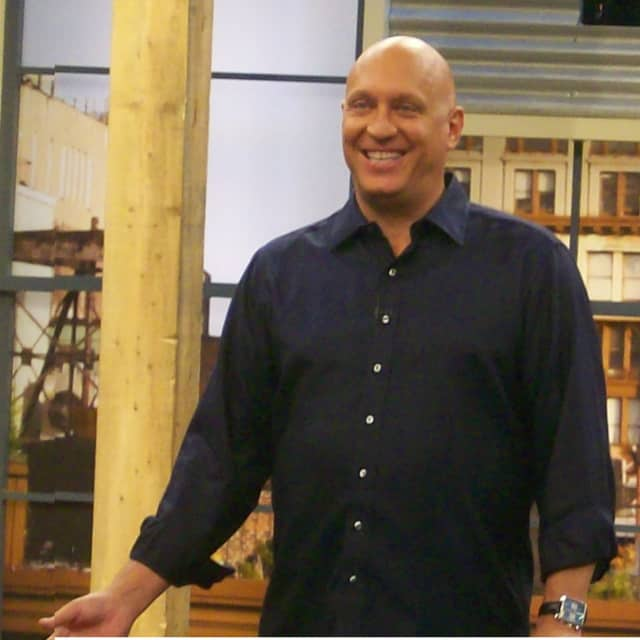 Steve Wilkos was involved in a car accident in Darien on Sunday, according to police.