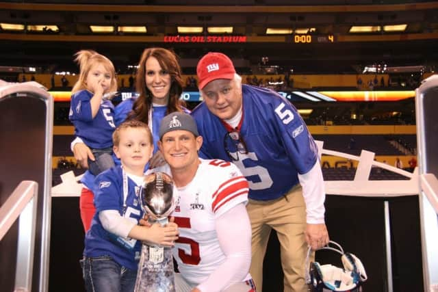 Former NFL star Steve Weatherford and his wife, Laura, are being sued by Tenafly homeowners, NJ.com reports.